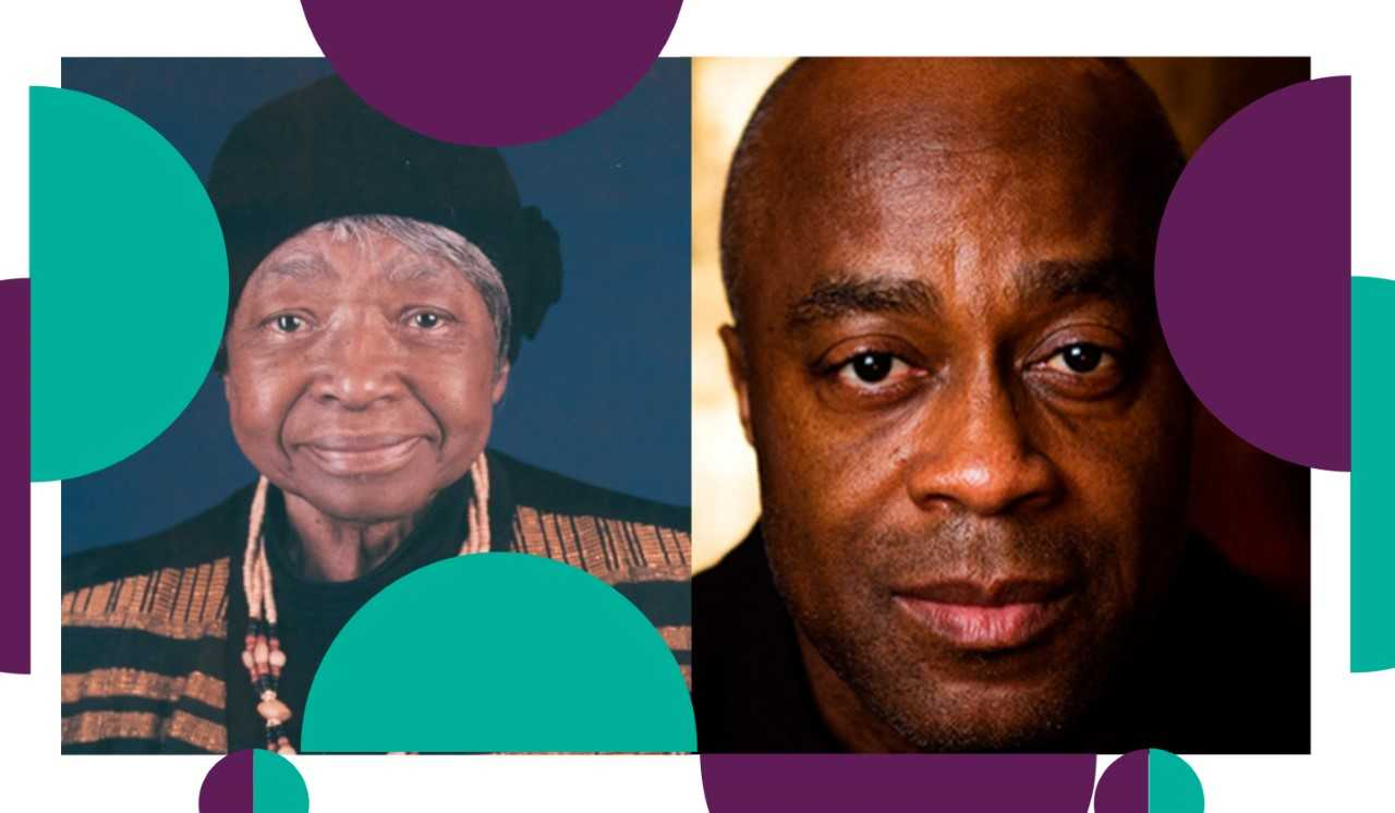 Madeline Anderson and Charles Burnett
