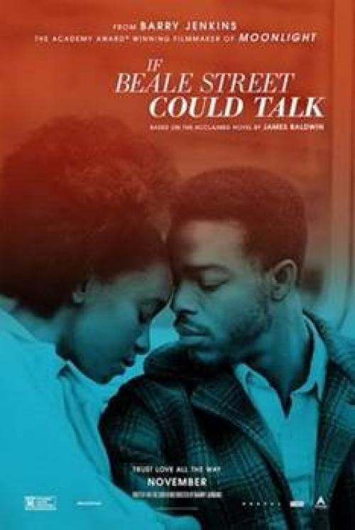 If Beale Street Could Talk poster image