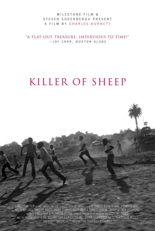 Killer of Sheep Film Poster